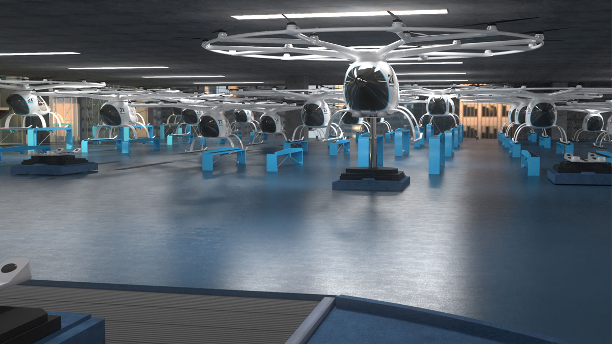 Volocopter-passenger-drone-urban-air-mobility
