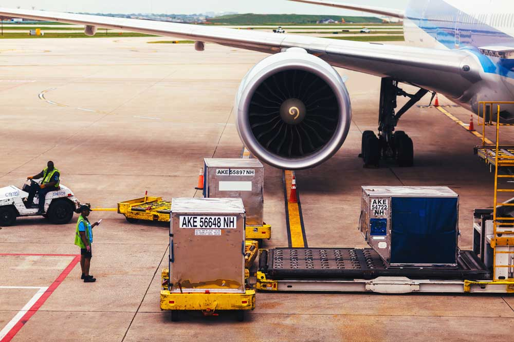 New technology use for predictive maintenance in the aviation industry.