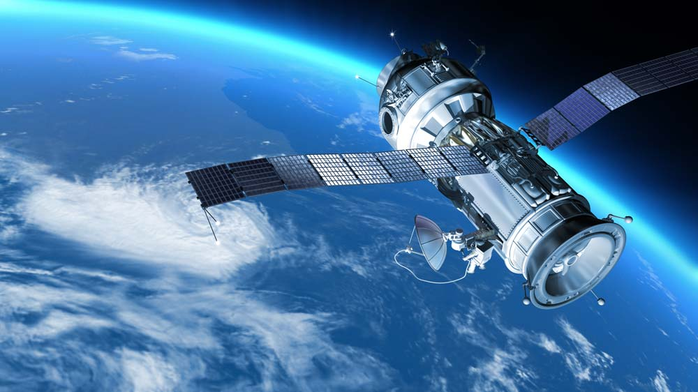 satelite-providing-aircraft-connectivity