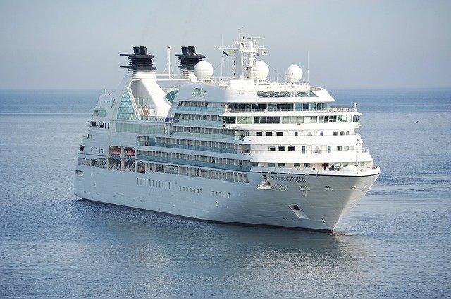 Image of a cruise ship