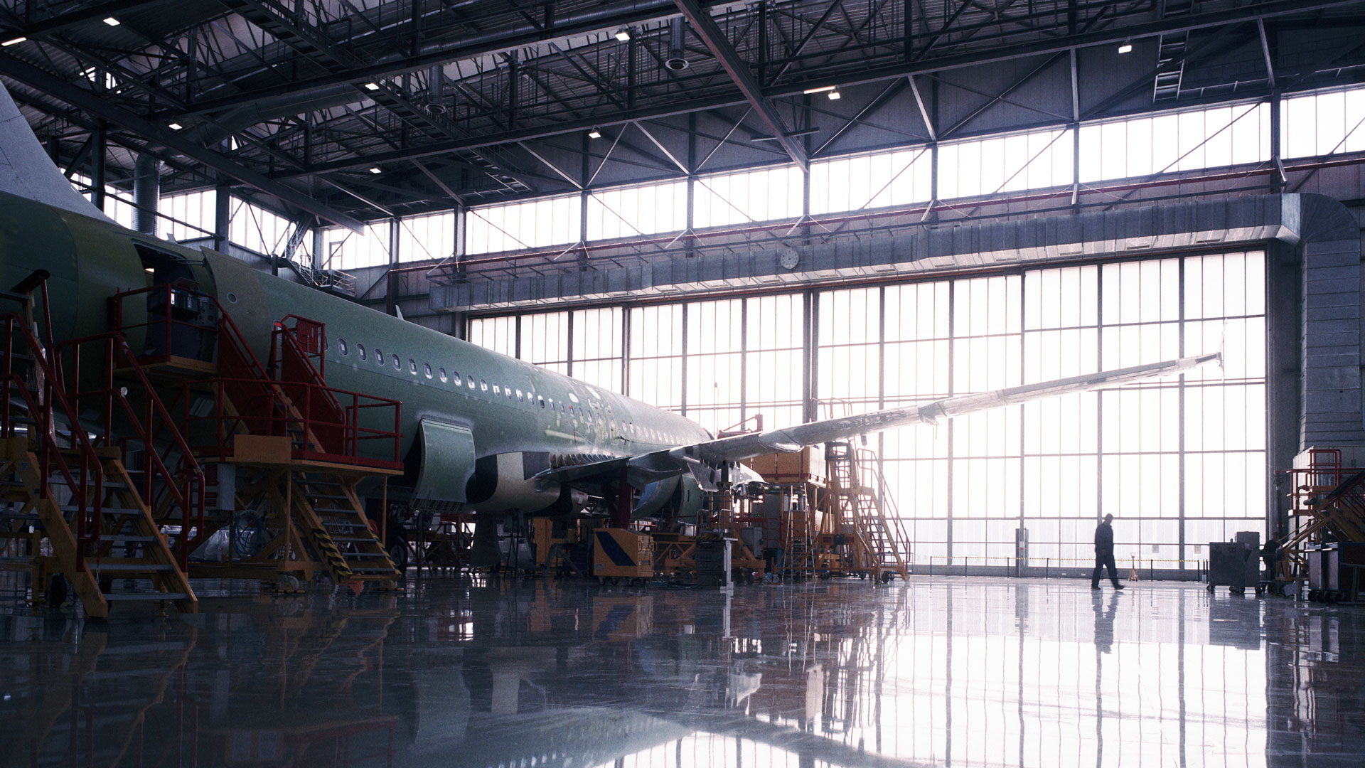 With an influx of Aircraft storage, will there be an increased strain on parts supply?