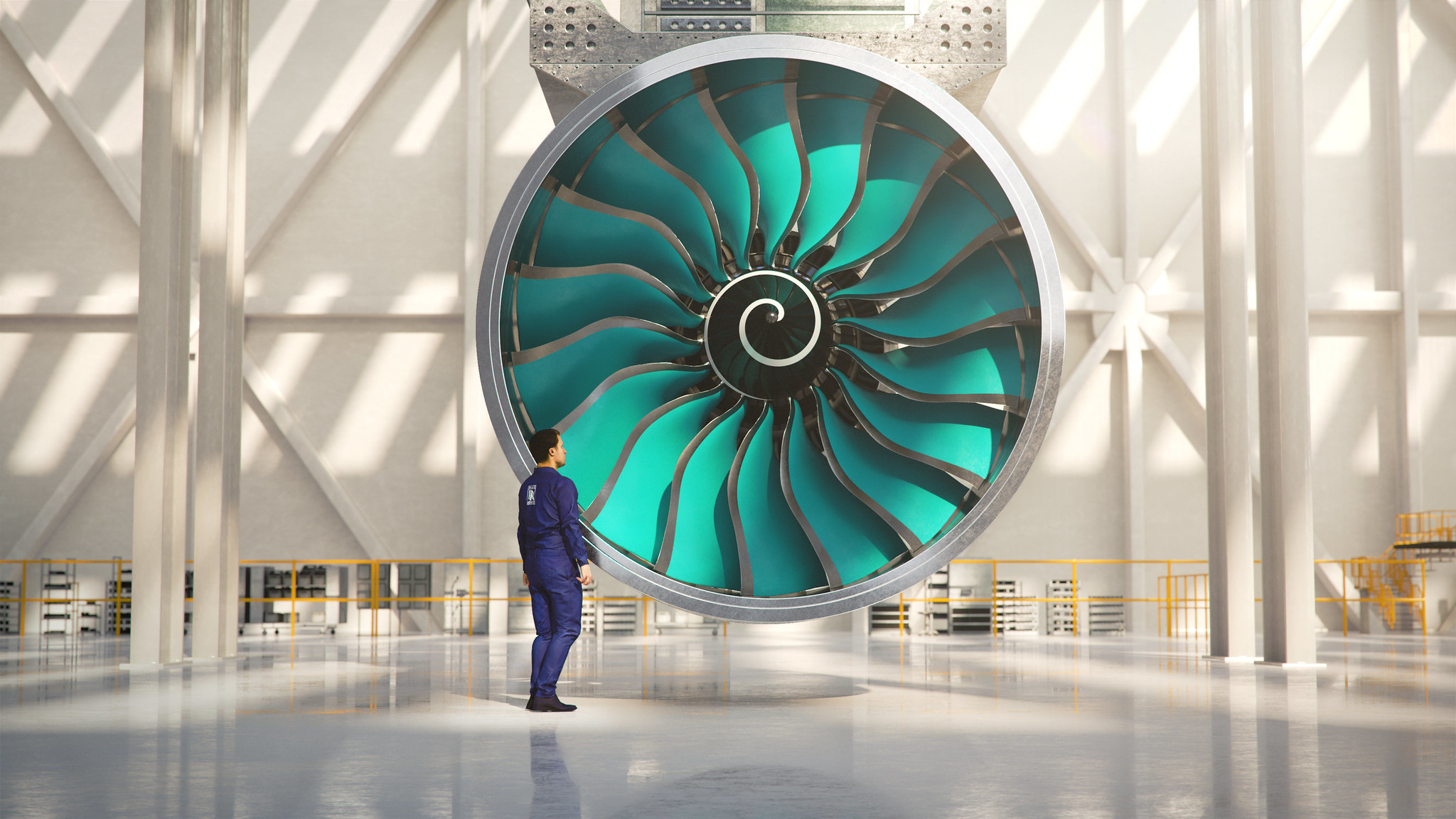 Are these the aircraft engines of the future?