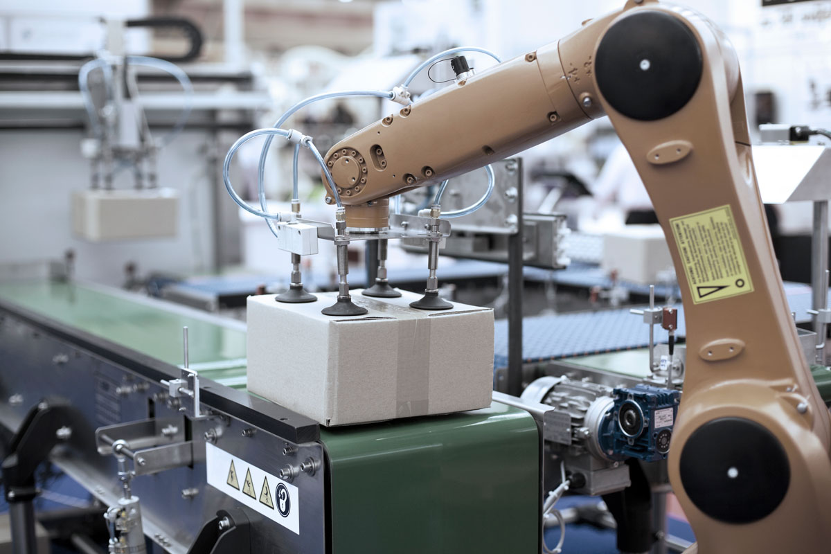 Inside the warehouse of tomorrow: Are robots the new warehouse workers?