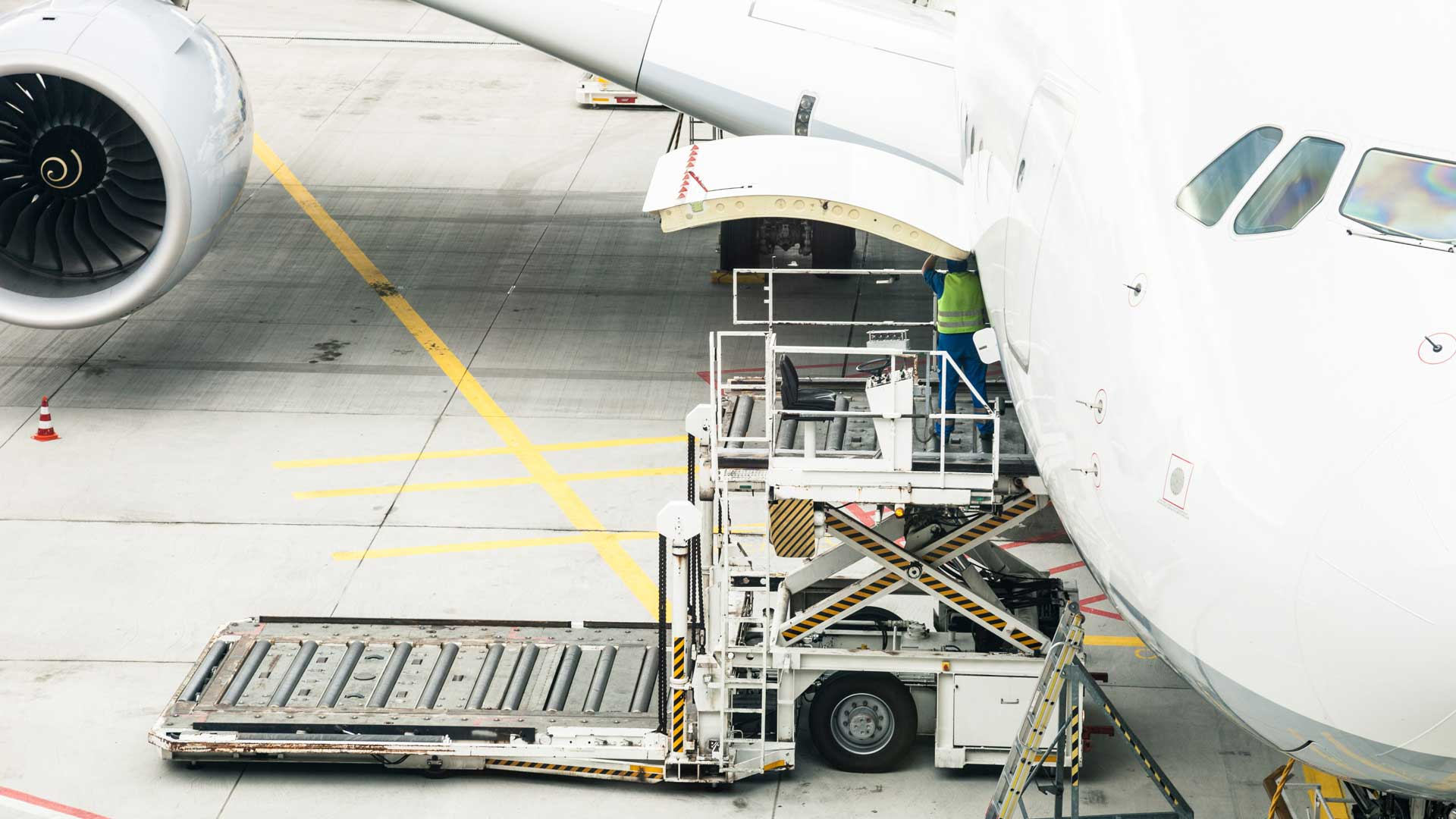 Preparing the aviation supply chain for the challenges of tomorrow