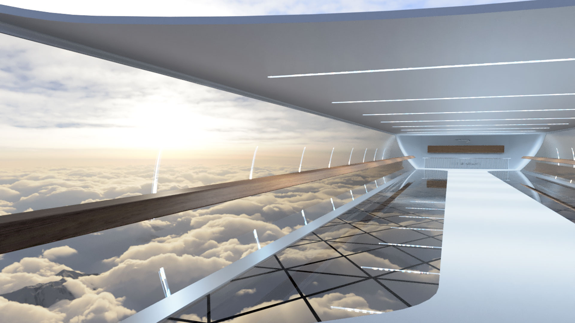 Envisioning the next 100 years of flight and aviation