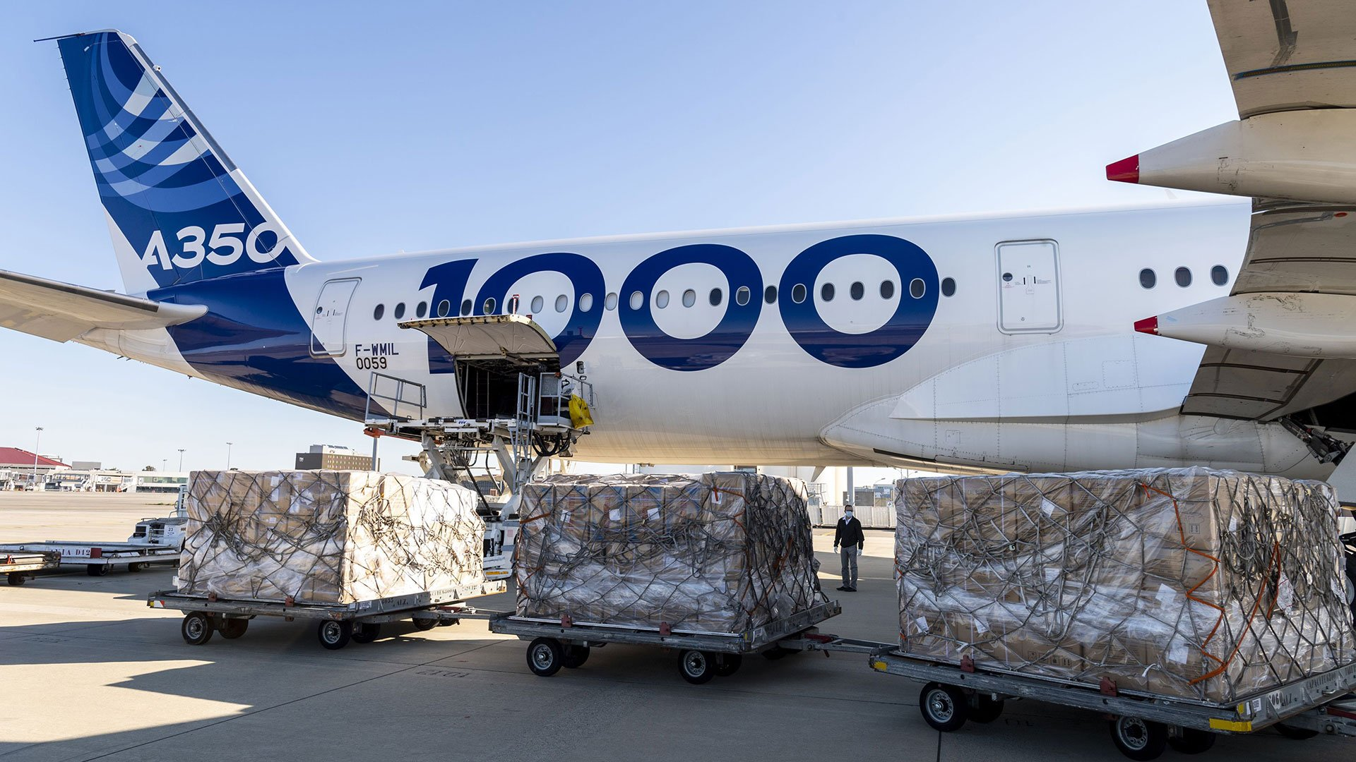 New aircraft could tip the balance of cargo market