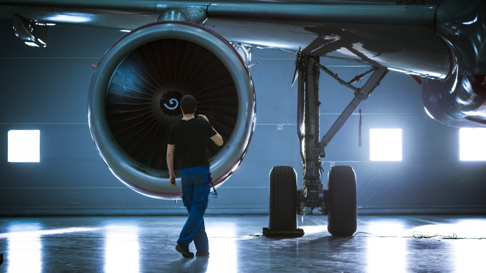 Engines power aviation's greener future